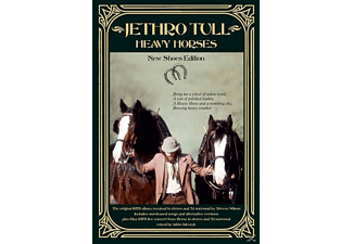 Jethro Tull - Heavy Horses (New Shoes Edition) - (CD + DVD Video)