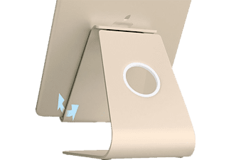 RAIN DESIGN Rain Design mStand tablet plus - (Gold), Tablet Halterung