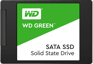 WD Green™, 120 GB SSD, 2.5 Zoll, intern