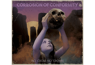 Corrosion Of Conformity - No Cross No Crown (Vinyl LP (nagylemez))