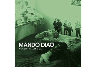 Mando Diao - Never Seen The Light Of Day - (Vinyl)