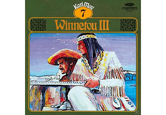Karl May - Karl May Klassiker-Winnetou 3 Folge 7 - (CD)