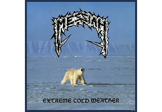 Messiah - Extreme Cold Weather (Ice Clear Vinyl,Gatefold) - (Vinyl)