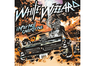 White Wizzard - INFERNAL OVERDRIVE - (Vinyl)
