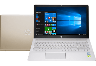 "HP Pavilion 15 arany notebook 2HN88EA (15.6"" FullHD/Core i5/8GB/128GB SSD+1TB HDD/940MX 4GB/Windows 10)"