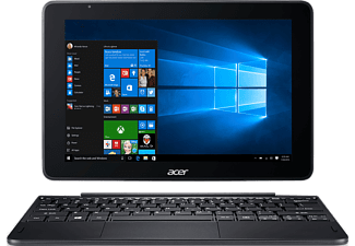 Acer One 10 S1003-18XW 1.44GHz x5-Z8350 10.1  1280 x 800Pixels Touchscreen Zwart Hybride (2-in-1)