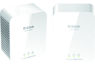D-LINK 2000Mbit Powerline AV2 Kit