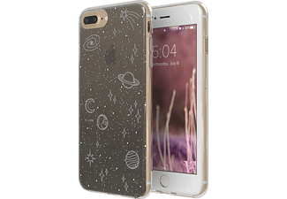 FLAVR iPlate Cosmic Happening iPhone 6/6s/7/8 Handyhülle, Transparent