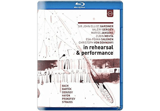 VARIOUS - In Rehearsal & Performance II - (Blu-ray)
