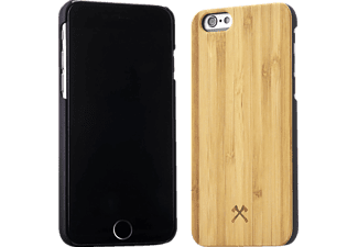 WOODCESSORIES EcoCase Classic Backcover Apple iPhone 6(s) Bambus/Echtholz Braun/Schwarz