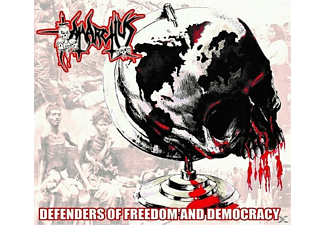 Anarchus - Defender Of Freedom And Democracy - (CD)