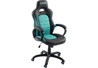 NACON CH-350, Gaming Chair, Schwarz/Türkis