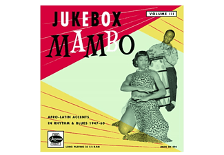 Jukebox Mambo Vol.3 (LTD Book+6x10''), Black/Soul/R&B/Gospel (Gebunden)