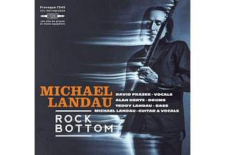 Michael Landau - Rock Bottom (Vinyl LP (nagylemez))