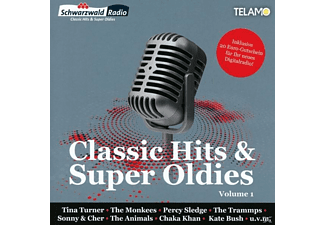 VARIOUS - Classic Hits & Super Oldies - (CD)