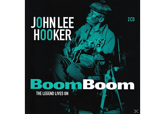 John Lee Hooker - Boom Boom: The Legend Lives On - (CD)