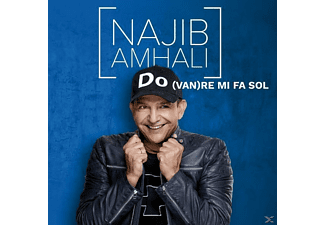 Najib Amhali - Do (Van) Re Mi Fa Sol | CD