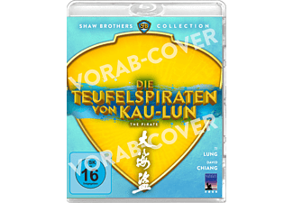 Die Teufelspiraten von Kau-Lun - The Pirate - (Blu-ray)