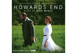 Nico Ost/muhly - Howards End - (CD)