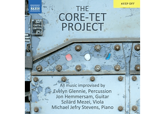 The Core-tet Project - THE CORE-TET PROJECT - (CD)