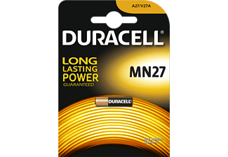 DURACELL Single Big Blister MN27