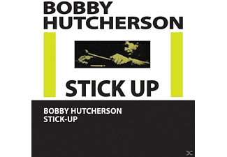 HUTCHERSON BOBBY - STICK-UP - (CD)