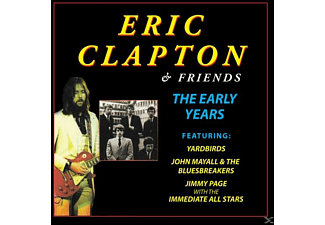 CLAPTON ERIC - THE EARLY YEARS - (CD)