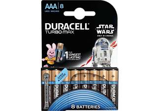 DURACELL TURBO MAX 8 DB AAA ELEM-DL