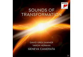 David Greilsammer, Yaron Herman, Geneva Camerata, Ziv Ravitz - Sounds of Transformation - (CD)