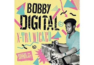 Bobby/reggae Anthology Digital - X-Tra Wicked (2LP) Reggae Anthology - (Vinyl)