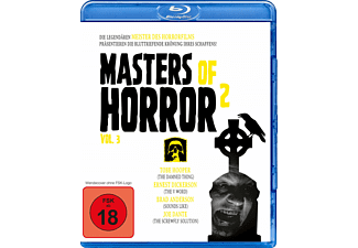 Masters of Horror Vol. 2 - Vol. 3 [Blu-ray]