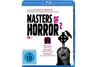 MASTERS OF HORROR 2.1 - (Blu-ray)