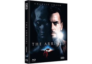 THE ARRIVAL (1996/MEDIABOOK C/+DVD) - (Blu-ray)
