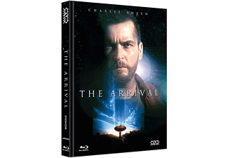 THE ARRIVAL (1996/MEDIABOOK B/+DVD) - (Blu-ray)