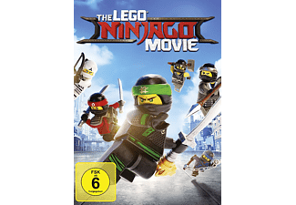 The LEGO Ninjago Movie Komödie DVD
