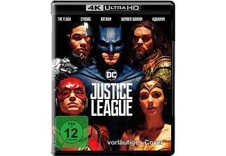 Justice League Action 4K Ultra HD Blu-ray