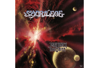 Sacrilege - Turn Back Trilobite-HQ- - (Vinyl)
