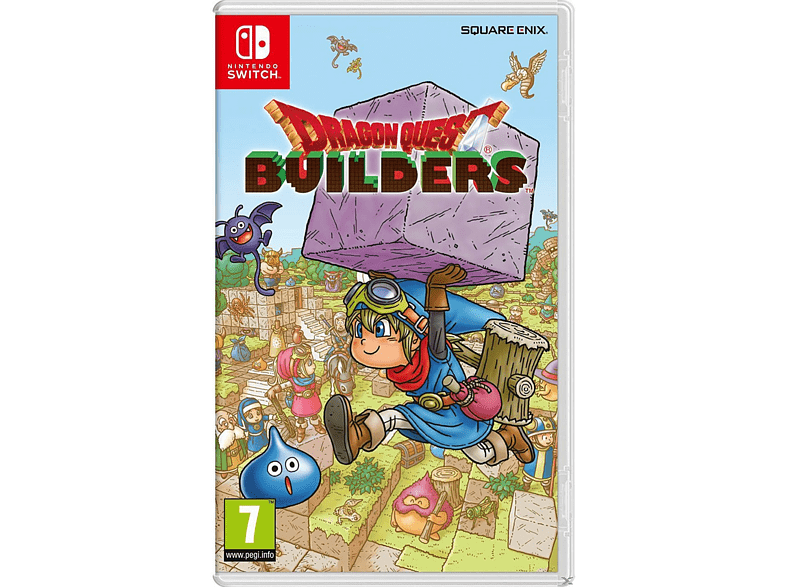 Dragon Quest Builders Switch gaming games switch games