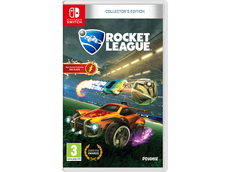 Rocketleague Collectors Edition Nintendo Switch gaming games switch games