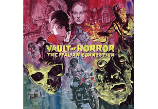 VARIOUS - The Vault Of Horror - (LP + Bonus-CD)