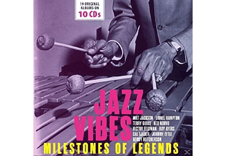 VARIOUS - Jazz Vibes - (CD)