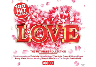 VARIOUS - Love - (CD)