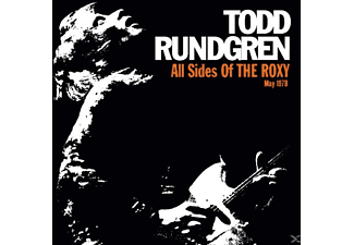 Todd Rundgren - All Sides Of The Roxy - (CD)