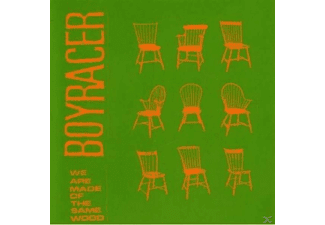 Boyracer - We Are Made Of The Same Wood EP - (CD)