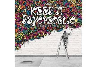 VARIOUS - Keep It Psychedelic - (CD)