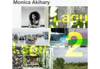 Monica Akihary - Lagu Lagu 2 - (CD)