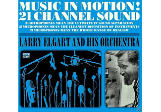 Larry -orchestra- Elgart - Music In Motion & More Music In Motion - (CD)