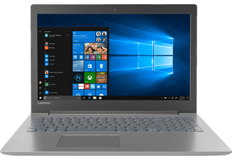 LENOVO IdeaPad 320, Notebook mit 15.6 Zoll Display, Core™ i7 Prozessor, 8 GB RAM, 256 GB SSD, GeForce MX 150, Onyx Black