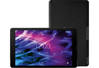MEDION LIFETAB® E10411, Tablet mit 10.1 Zol, 2 GB RAM, Android 7.0, Schwarz