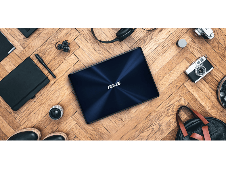 "ASUS ZenBook 13 UX331UA-EG028T szürke notebook (13,3"" Full HD matt/Core i7/8GB/256GB SSD/Windows 10)"